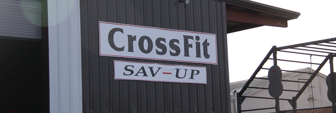 CrossFit Sav-Up in Petaluma CA