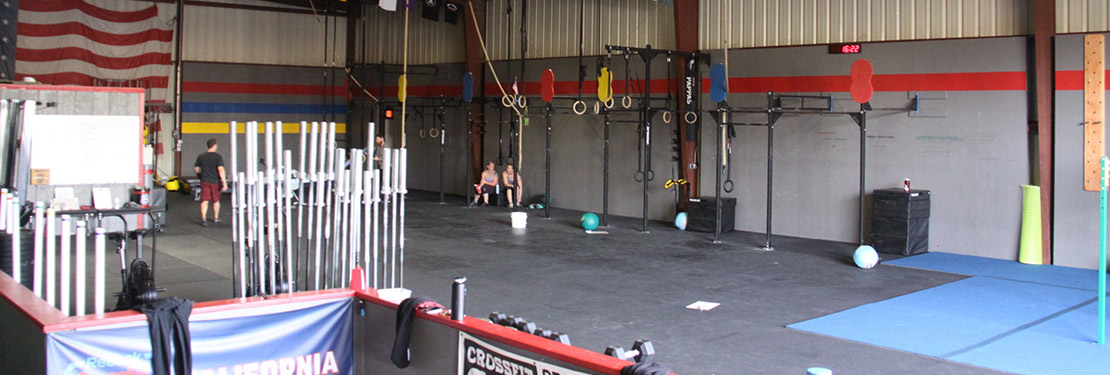 CrossFit Sav-Up in Sonoma County CA