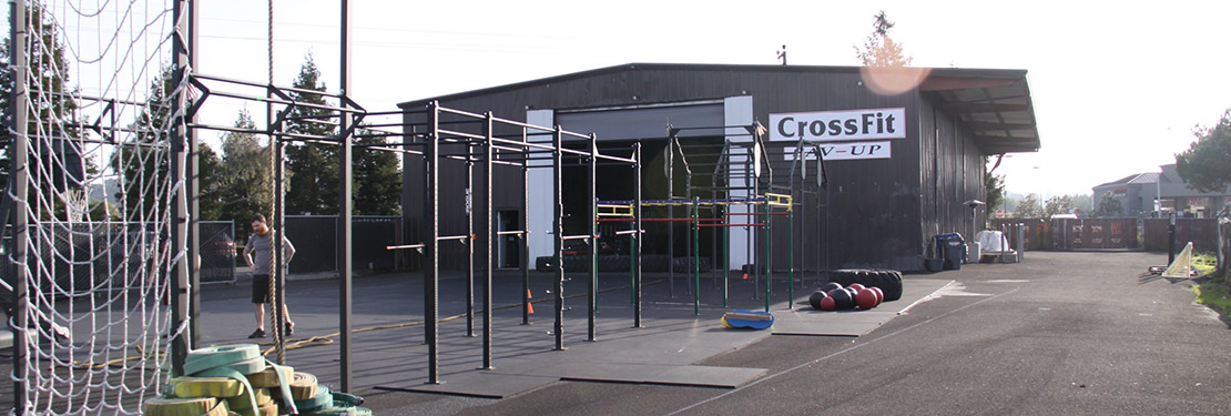 CrossFit Sav-Up in Marin County CA